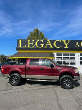2006 Ford F-150 for sale at Legacy Auto Sales in Toppenish WA
