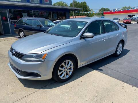 2012 Volkswagen Jetta for sale at Wise Investments Auto Sales in Sellersburg IN