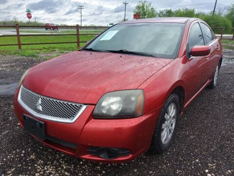 2011 Mitsubishi Galant for sale at Texas Country Auto Sales LLC in Austin TX