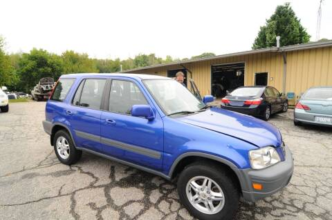2000 Honda CR-V for sale at RICHARDSON MOTORS USED CARS - Buy Here Pay Here in Anderson SC