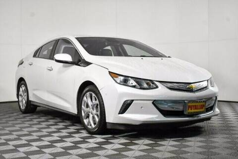 2017 Chevrolet Volt for sale at Washington Auto Credit in Puyallup WA