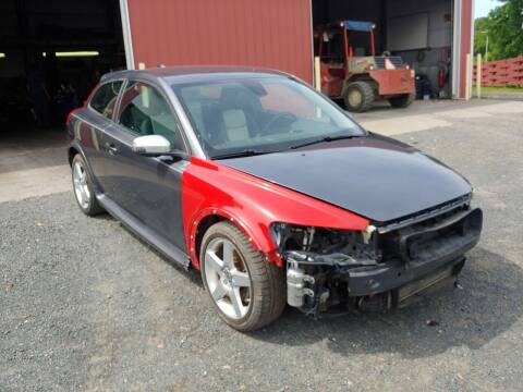 2008 Volvo C30 for sale at Strandbergs Auto Inc - Strandberg's Auto Inc - Rebuildables in Centuria WI