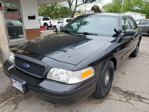 2011 Ford Crown Victoria for sale at New Wheels in Glendale Heights IL