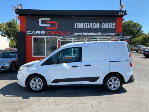 2014 Ford Transit Connect Cargo for sale at Cars Direct in Ontario CA