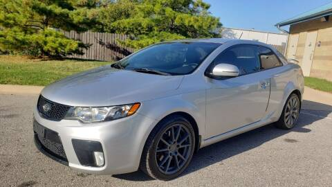 2013 Kia Forte Koup for sale at Nationwide Auto in Merriam KS