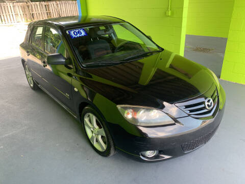2006 Mazda MAZDA3 for sale at Autos to Go of Florida in Daytona Beach FL