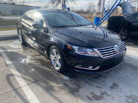 2013 Volkswagen CC for sale at Xtreme Auto Mart LLC in Kansas City MO
