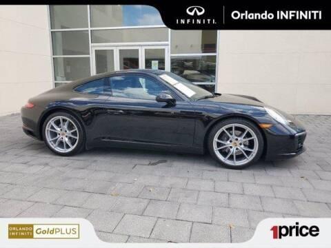 2018 Porsche 911 for sale at Orlando Infiniti in Orlando FL