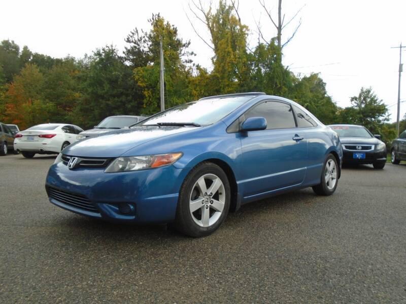 2007 Honda Civic for sale at Michigan Auto Sales in Kalamazoo MI