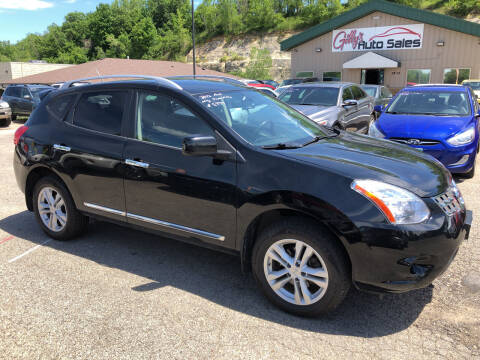 2012 Nissan Rogue for sale at Gilly's Auto Sales in Rochester MN