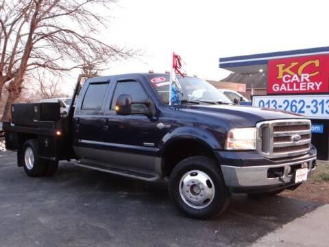 2006 Ford F-350 Super Duty for sale at KC Car Gallery in Kansas City KS
