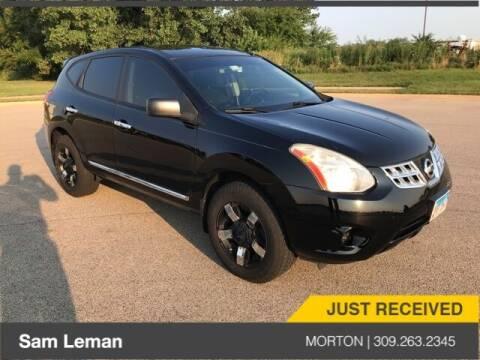 2013 Nissan Rogue for sale at Sam Leman CDJRF Morton in Morton IL