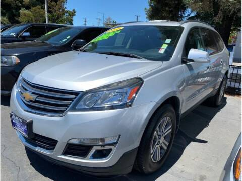 2016 Chevrolet Traverse for sale at AutoDeals in Hayward CA