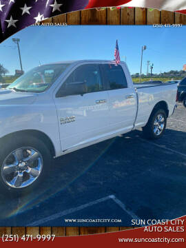 2015 RAM Ram Pickup 1500 for sale at Sun Coast City Auto Sales in Mobile AL
