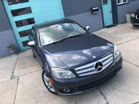 2008 Mercedes-Benz C-Class for sale at Enthusiast Autohaus in Sheridan IN
