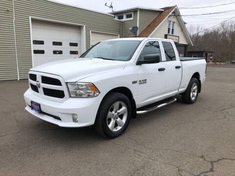 2013 RAM Ram Pickup 1500 for sale at Prime Auto LLC in Bethany CT