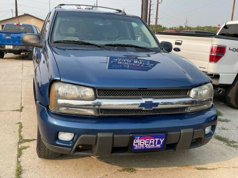 2005 Chevrolet TrailBlazer for sale at Liberty Auto Sales in Merrill IA