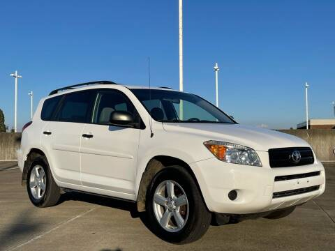 2008 Toyota RAV4 for sale at Rave Auto Sales in Corvallis OR
