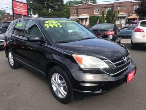 2010 Honda CR-V for sale at Alexander Antkowiak Auto Sales in Hatboro PA