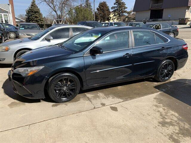 2015 Toyota Camry for sale at Daryl's Auto Service in Chamberlain SD