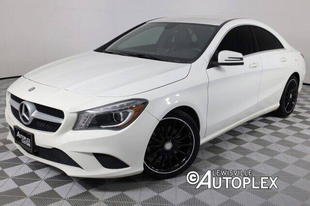 2014 Mercedes-Benz CLA for sale in Lewisville, TX