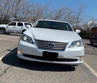 2012 Lexus ES 350 for sale at Utah Credit Approval Auto Sales in Murray UT