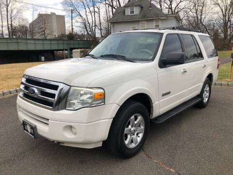 2008 Ford Expedition for sale at Mula Auto Group in Somerville NJ