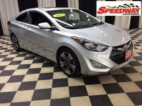2014 Hyundai Elantra Coupe for sale at SPEEDWAY AUTO MALL INC in Machesney Park IL