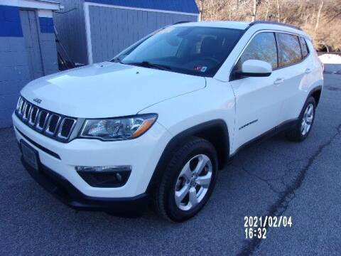 2018 Jeep Compass for sale at Allen's Pre-Owned Autos in Pennsboro WV