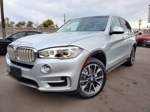2016 BMW X5 for sale at LA Motors LLC in Denver CO