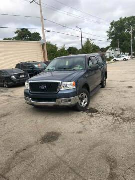 2005 Ford F-150 for sale at MOE MOTORS LLC in South Milwaukee WI