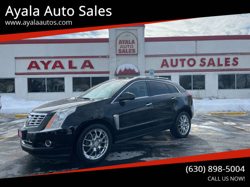 2014 Cadillac SRX for sale at Ayala Auto Sales in Aurora IL