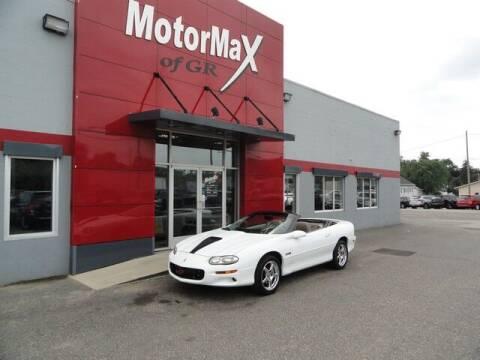 1999 Chevrolet Camaro for sale at MotorMax of GR in Grandville MI