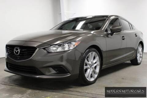 2017 Mazda MAZDA6 for sale at Modern Motorcars in Nixa MO