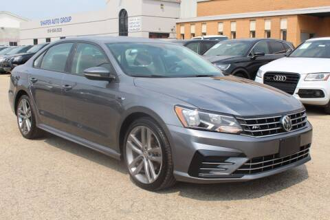 2018 Volkswagen Passat for sale at SHAFER AUTO GROUP in Columbus OH
