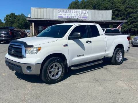 2010 Toyota Tundra for sale at Greenbrier Auto Sales in Greenbrier AR