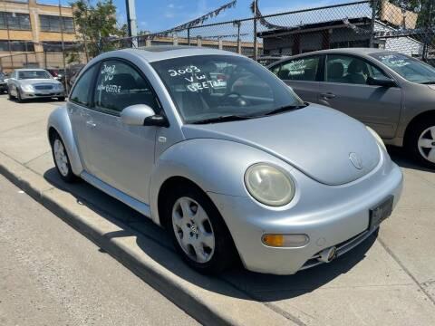 2003 Volkswagen New Beetle for sale at Dennis Public Garage in Newark NJ