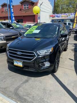 2018 Ford Escape for sale at LA PLAYITA AUTO SALES INC - 3271 E. Firestone Blvd Lot in South Gate CA