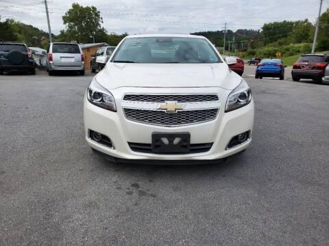 2013 Chevrolet Malibu for sale at DISCOUNT AUTO SALES in Johnson City TN