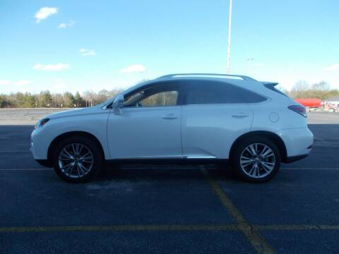2013 Lexus RX 350 for sale at A & P Automotive in Montgomery AL
