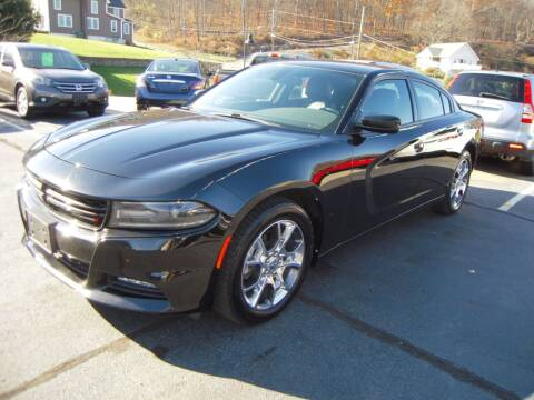 2016 Dodge Charger for sale at 1-2-3 AUTO SALES, LLC in Branchville NJ
