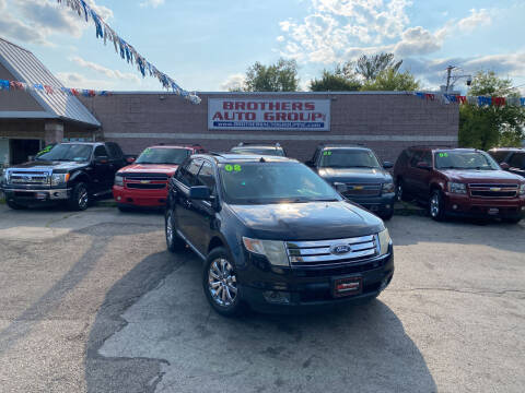 2008 Ford Edge for sale at Brothers Auto Group in Youngstown OH