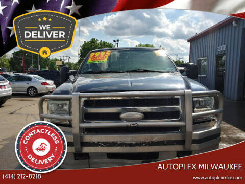 2005 Ford F-250 Super Duty for sale at Autoplex in Milwaukee WI