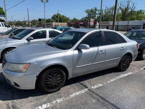 2009 Hyundai Sonata for sale at Castle Used Cars in Jacksonville FL