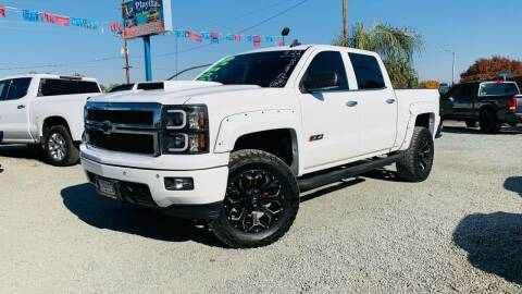 2015 Chevrolet Silverado 1500 for sale at La Playita Auto Sales Tulare in Tulare CA