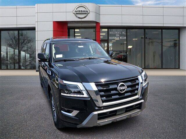 2021 Nissan Armada for sale in Youngstown, OH