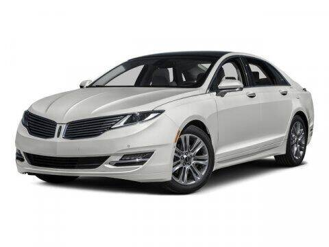 2016 Lincoln MKZ for sale at TRI-COUNTY FORD in Mabank TX