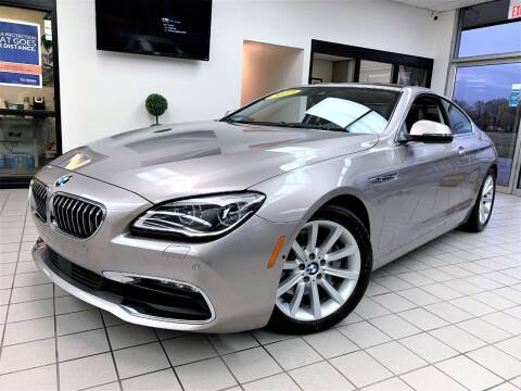 2017 BMW 6 Series for sale at SAINT CHARLES MOTORCARS in Saint Charles IL