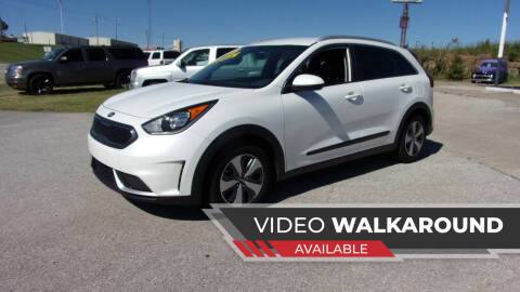 2018 Kia Niro for sale at 6 D's Auto Sales MANNFORD in Mannford OK
