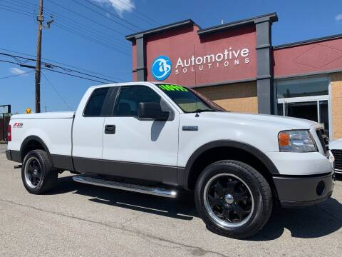 2006 Ford F-150 for sale at Automotive Solutions in Louisville KY
